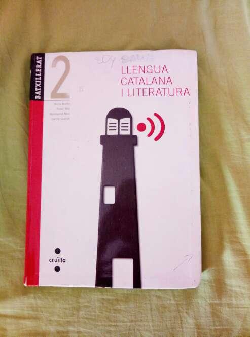 Imagen Libro lengua catalana i literatura