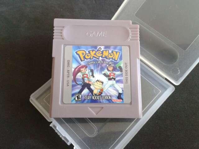 Imagen Pokémon Team Rocket edition