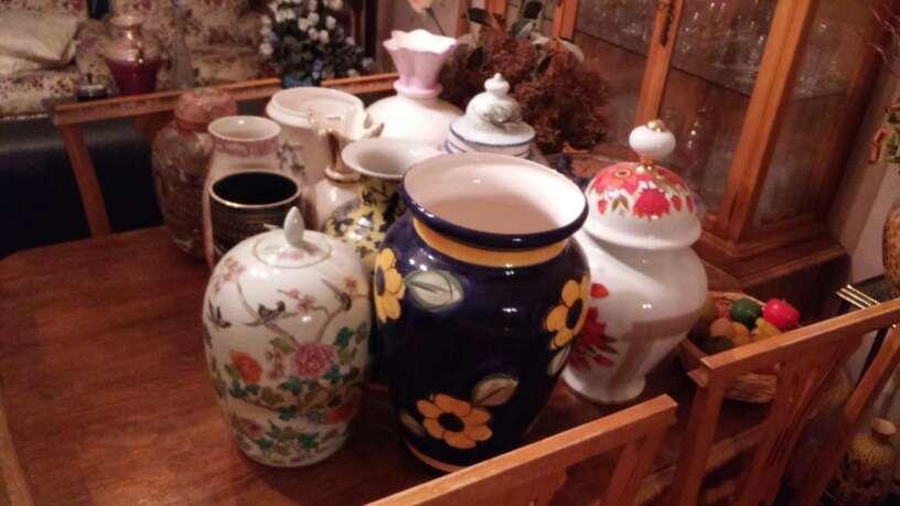 Imagen producto Vendo Jarrones Ceramica 1