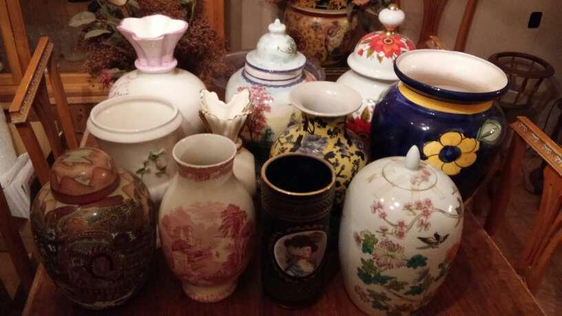 Imagen producto Vendo Jarrones Ceramica 3
