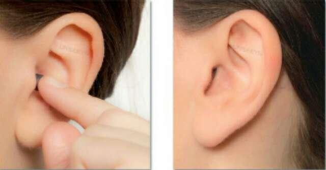 Imagen Alquiler auricular con forma de pinganillo