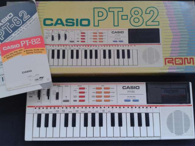 Imagen Casio PT - 82