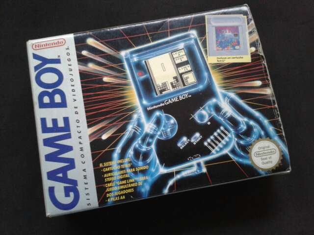 Imagen Caja Game Boy