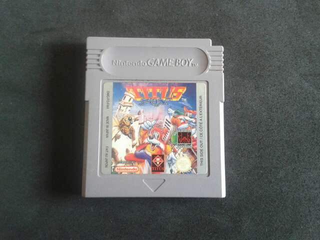 Imagen Titus Fox Game Boy