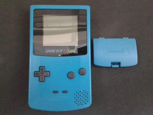 Imagen Game Boy Color Turquesa