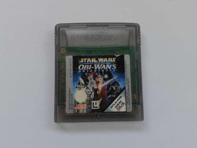 Imagen Stars Wars Episode I Obi Wan's Adventures