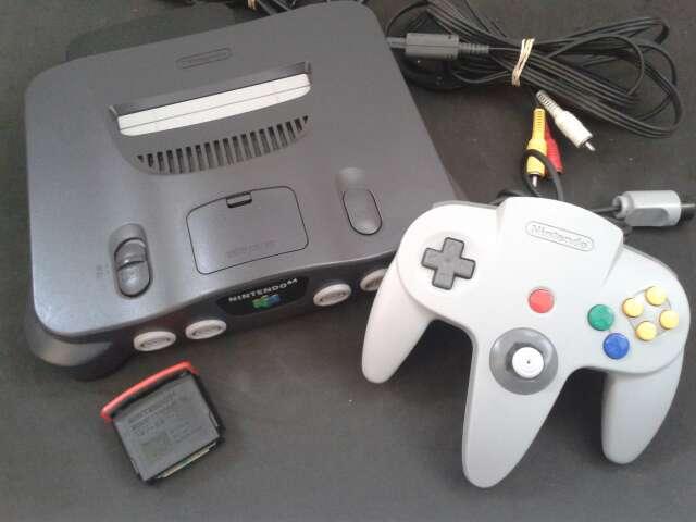 Imagen Nintendo 64