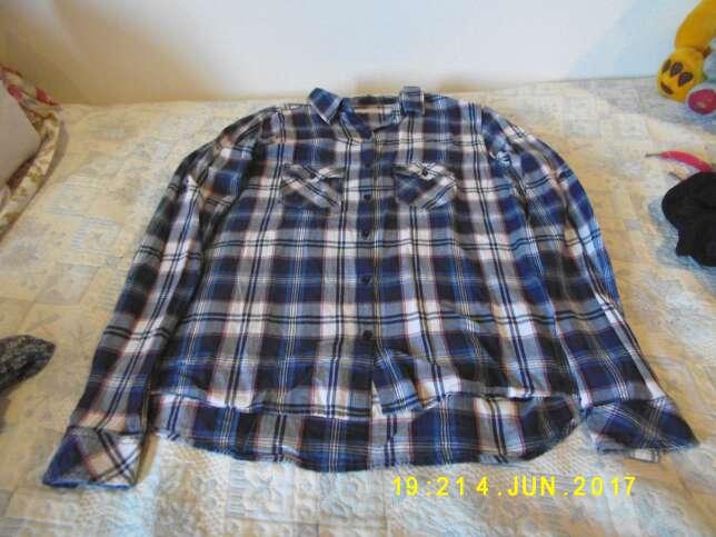 Imagen producto Camisa cuadros 1