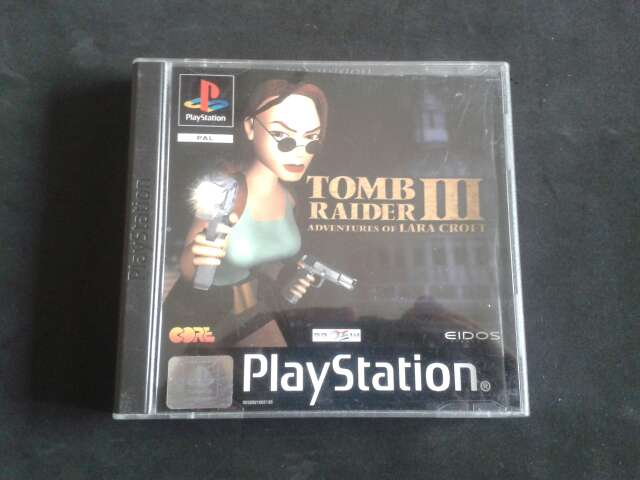 Imagen Tomb Raider III Adventures of Lara Croft