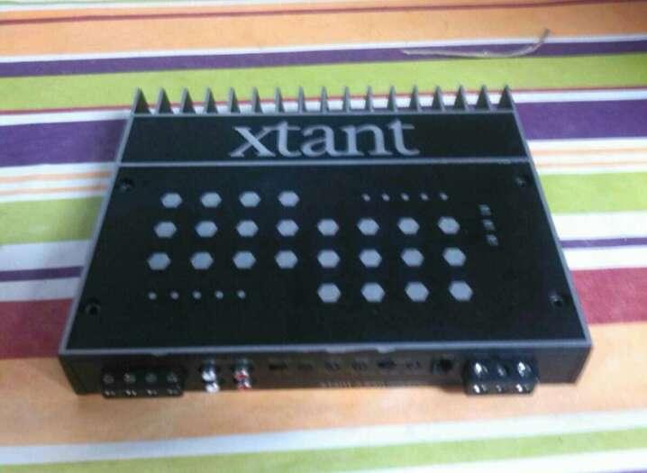 Imagen producto Amplificadores XTANT Car audio (muy rebajados!!!!) 2