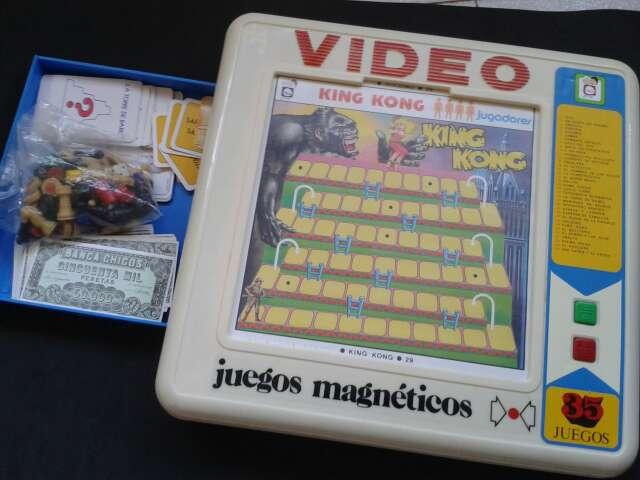 Imagen Video/Juegos Magnéticos