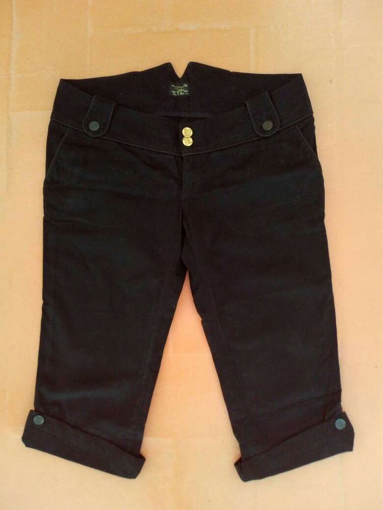 Imagen producto Pantalones pirata t.40/42 PULL&BEAR mujer 2