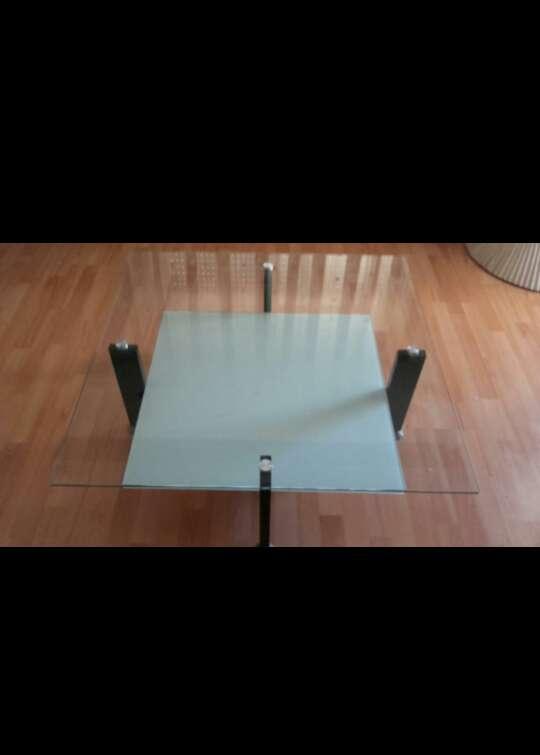 Imagen mesa de cristal