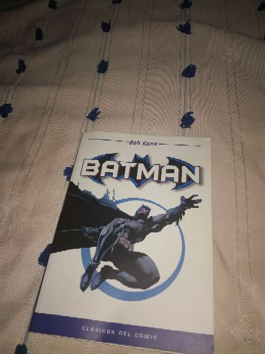Imagen Libro cómic Batman
