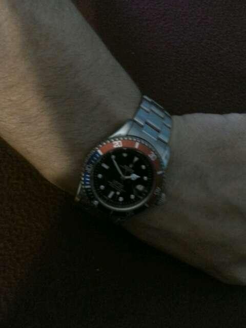 Imagen Relox Rolex mariner