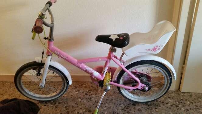 Imagen producto Bicicleta de niña de 4 a 7 años marca btwin 2