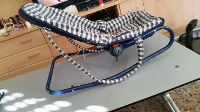 Imagen producto Amaca de bebes con cinturon 3