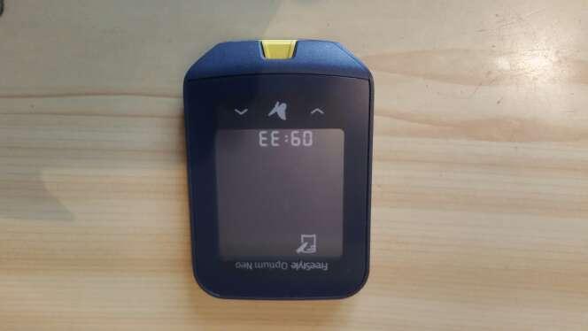Imagen producto Medidor de glucosa tactil 1