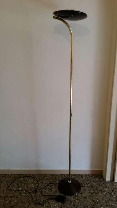 Imagen lampara de pie con regulador de luz 1.80m