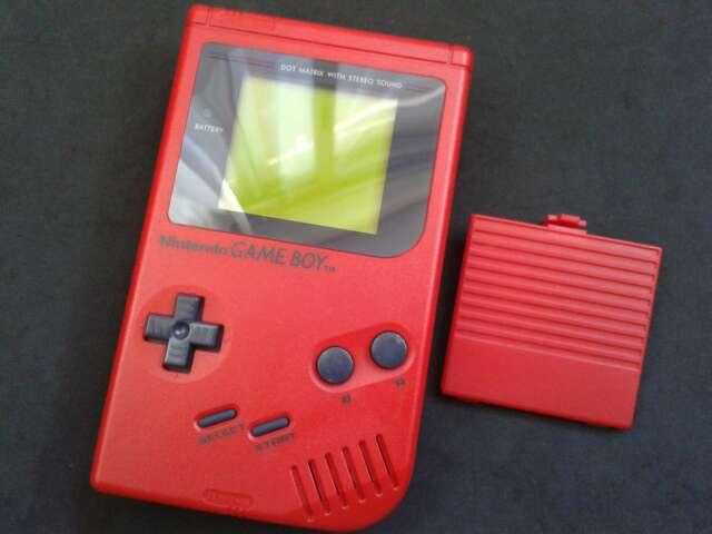 Imagen Game Boy Roja