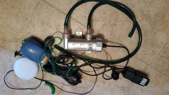 Imagen producto Acuario grande capacidad 200 litros 2