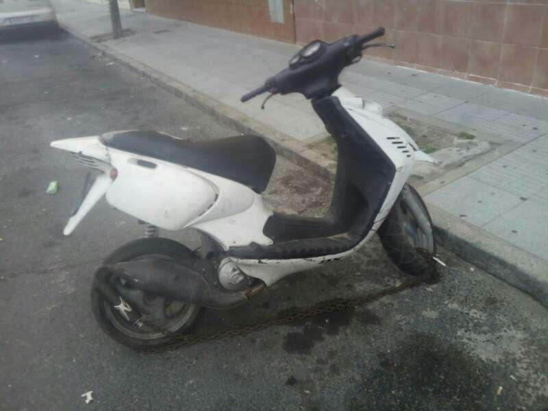 Imagen scooter beta