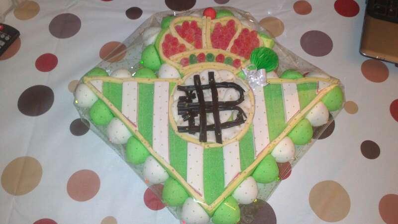 Imagen tartas de chuches