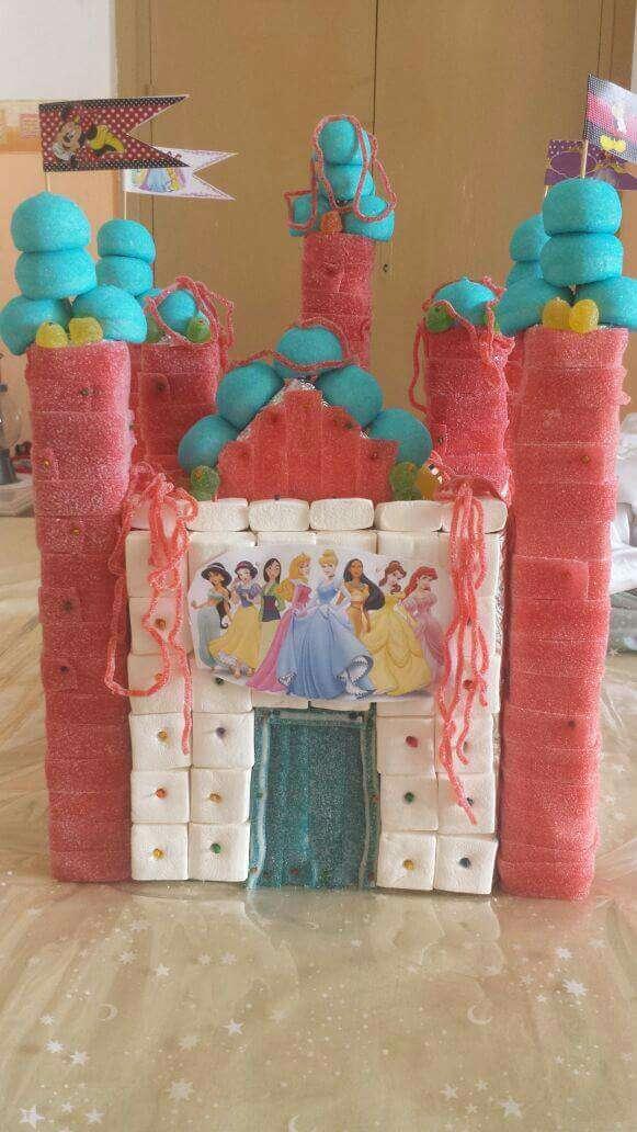 Imagen tartas chucherías