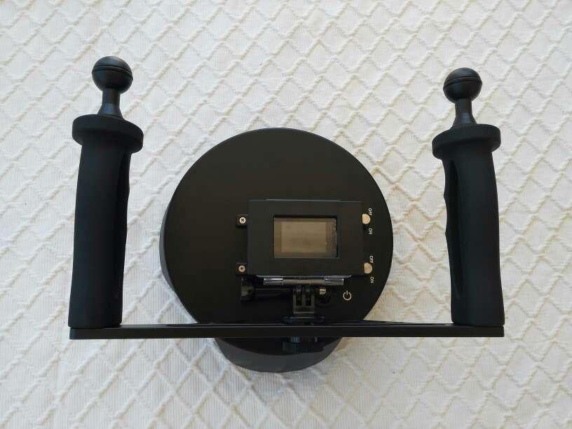 Imagen producto Estabilizador submarino GoPro 4