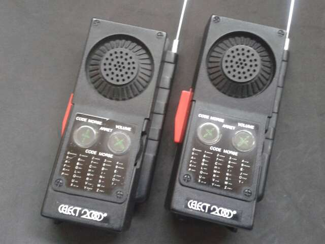 Imagen Walkie Talkies Cellect 200