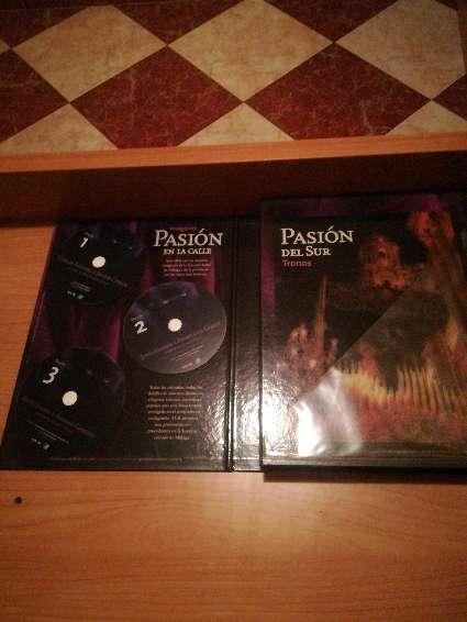 Imagen producto Pasion del sur , libro sobre la semana santa de malaga 2