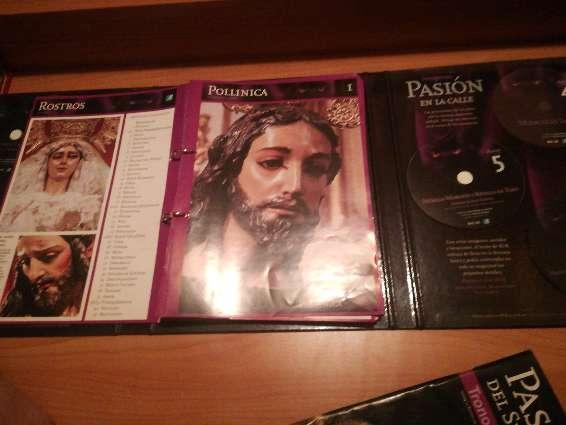 Imagen producto Pasion del sur , libro sobre la semana santa de malaga 3