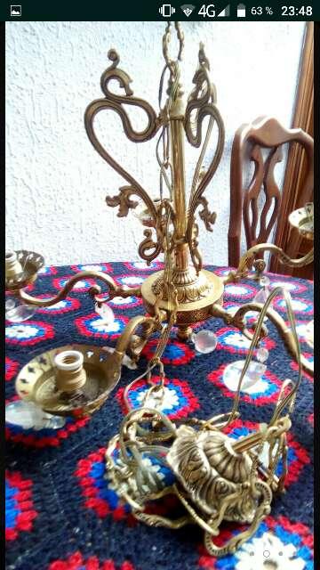 Imagen producto Lámpara antigua  4