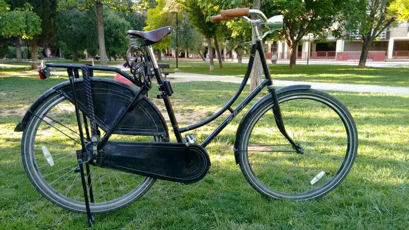 Imagen Bicicleta clásica