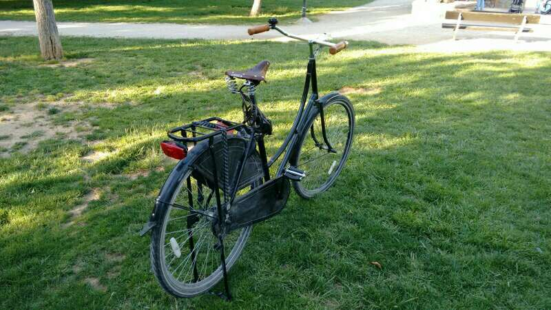 Imagen producto Bicicleta clásica 4