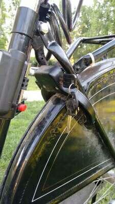 Imagen producto Bicicleta clásica 3