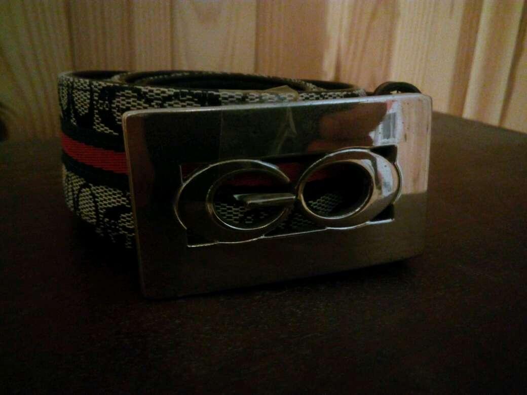 Imagen cinturon  marca GO para hombre