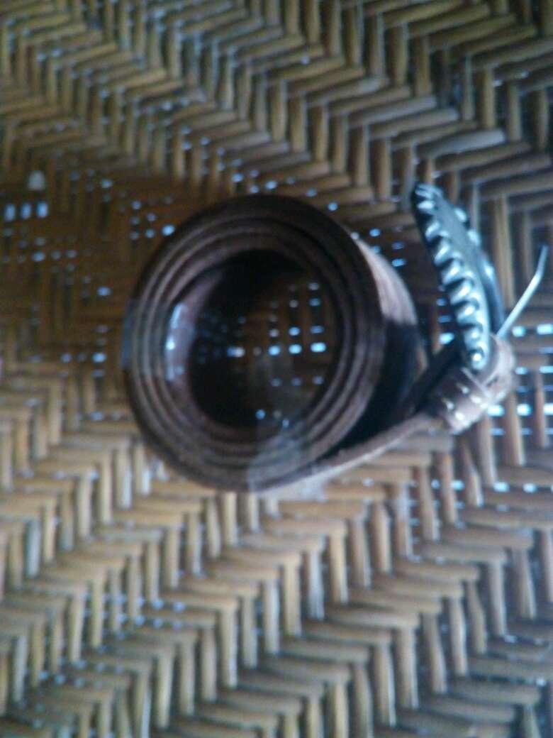 Imagen producto Cinturon marron mujer  2