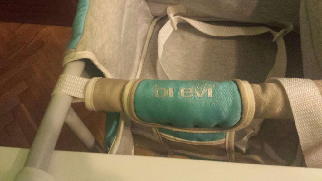 Imagen producto Trona / silla de viaje marca BREVI 2