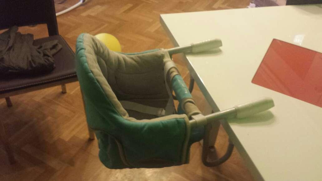 Imagen producto Trona / silla de viaje marca BREVI 3