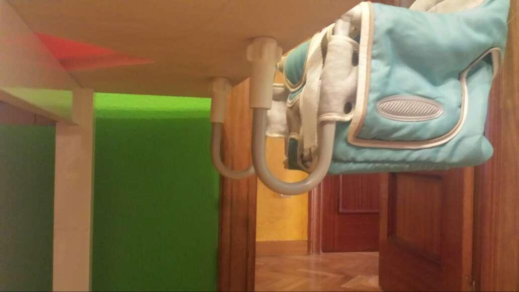 Imagen producto Trona / silla de viaje marca BREVI 4