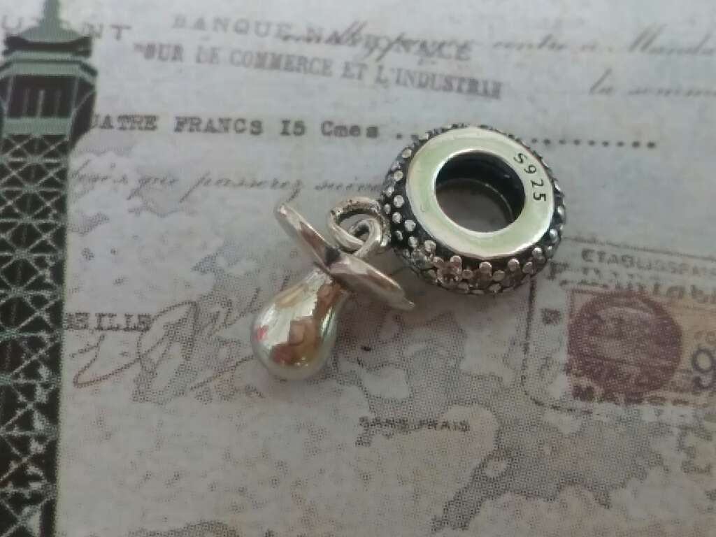 Imagen Charms (Chupete)