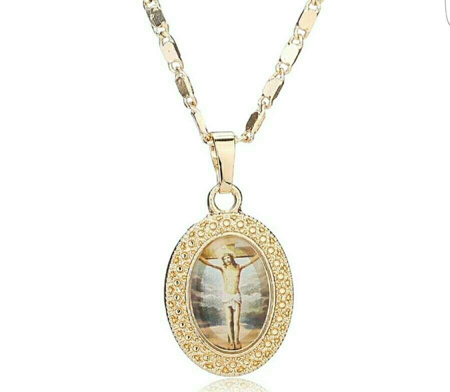 Imagen producto Jesucristo Medalla  2