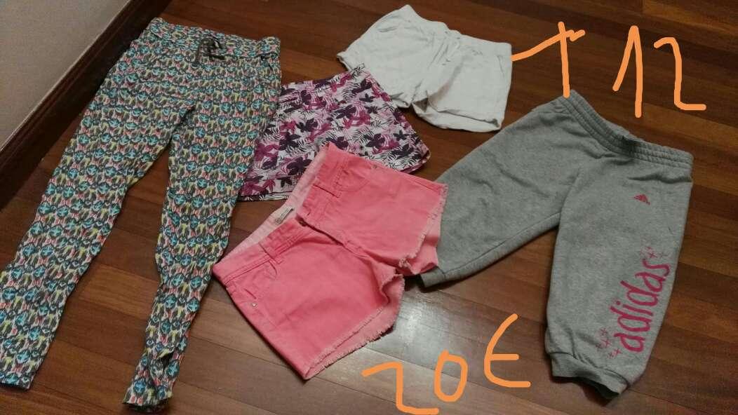 Imagen lotes de ropa niña