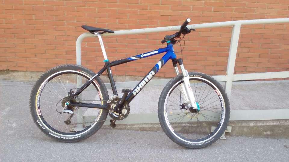 Imagen Btt Mountain bike
