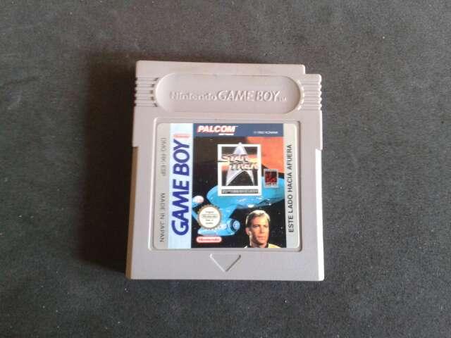 Imagen Star Trek Game Boy