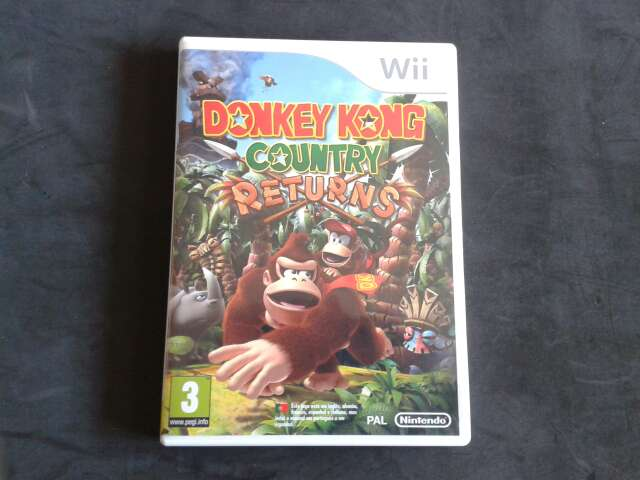 Imagen producto Donkey Kong Country Returns 1