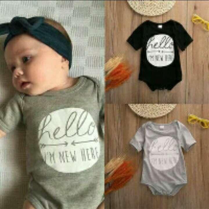 Imagen producto Body para bebé nuevo a estrenar 4-6 meses 2
