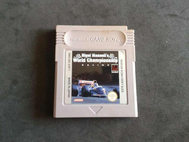 Imagen Nigel Mansell's World Championship Racing