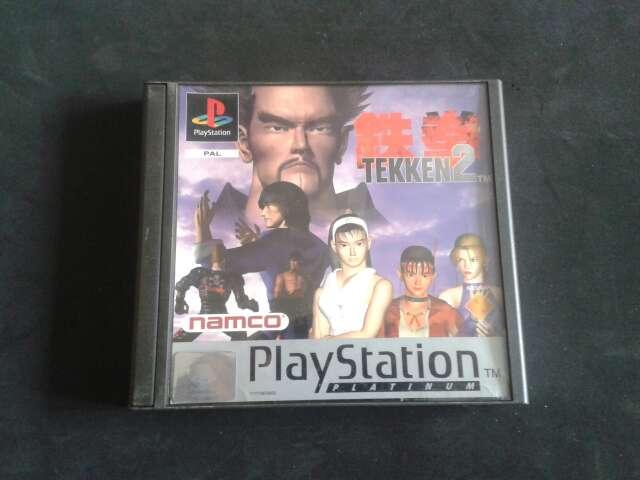 Imagen Tekken 2 Playstation